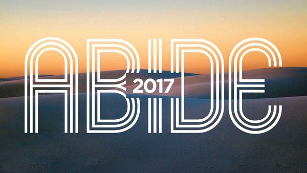 Abide | 2017