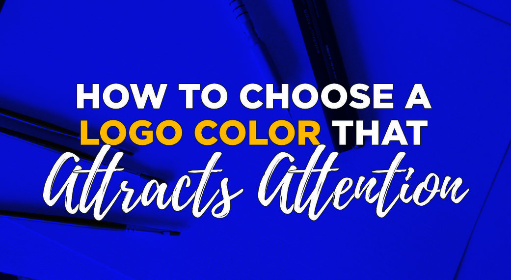 05 How to Choose a Logo Color that Attracts Attention