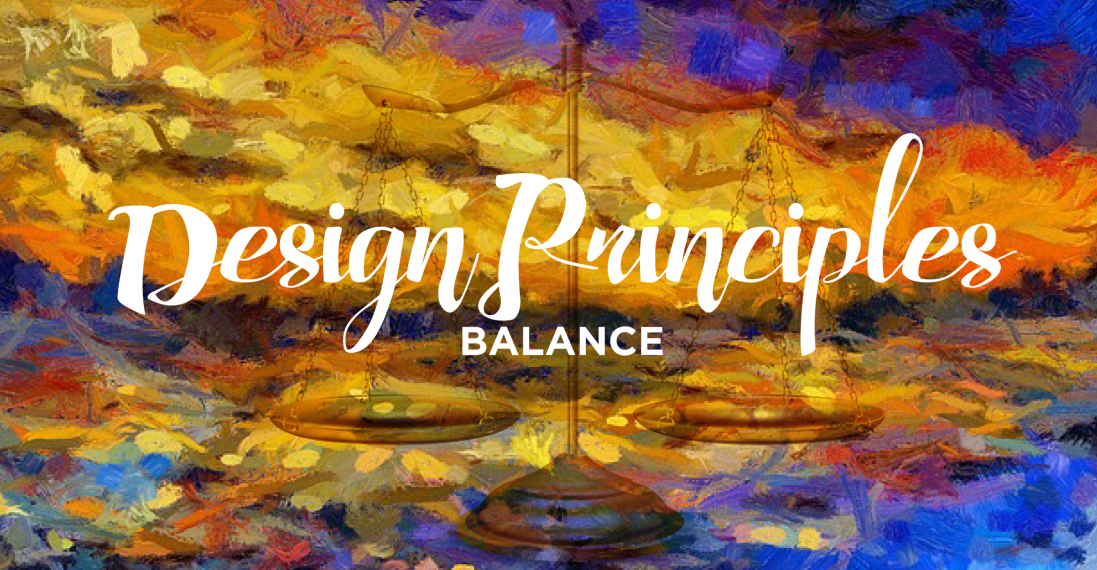 Basic Design Principles In Art : Balance: what does it mean for art and design?